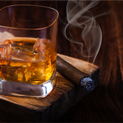 FDLA Fridays - Bourbon and Cigars